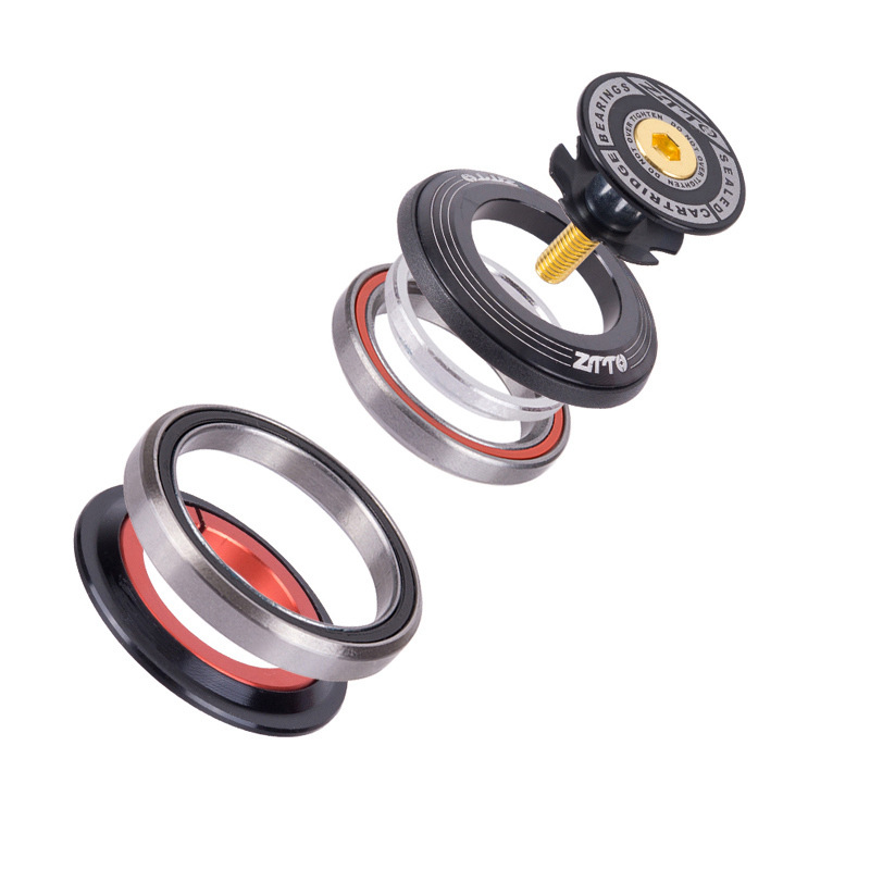Bicycle Bearing Headset 42mm 52mm CNC Fork Headset 1 1/8