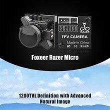 Foxeer Razer Micro Cam 1.8mm M8 Lens 1200TVL PAL/NTSC 4'3 16'9 FPV Camera with O