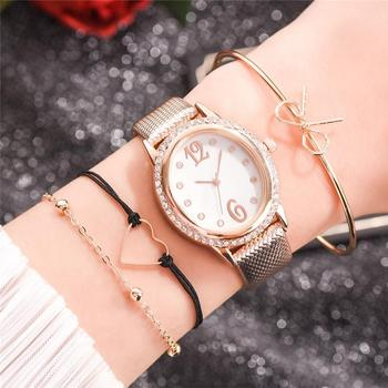 Clear Simple Number Dial Women s Fashion Watches Qualities Ladies Dress Watch 2020 Casual Female Quartz Leather Wristwatches