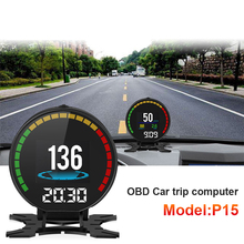 New product head-up display universal obd car display HD HUD head-up display