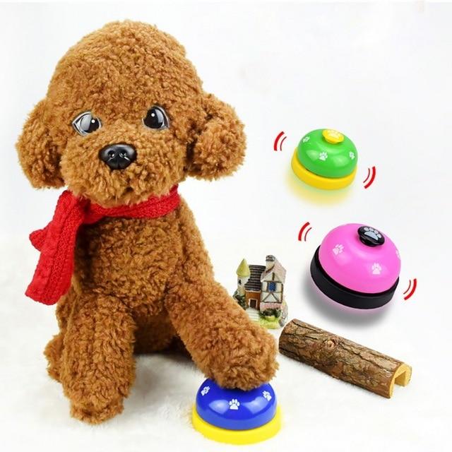 Interactive Dog Training Bell  2