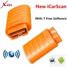 LAUNCH iCarScan такой же, как Launch X431 Easydiag 3,0 2,0 iDiag mdiag ELM327 Bluetooth Thinkcar ThinkDiag, получите 5 бесплатных программное обеспечение
