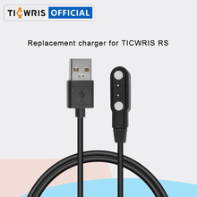 Original Charger For TICWRIS RS Smart Watch Replacement USB  Cable Charging Stand Smartwatch Accessories