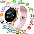 LIGE фитнес-трекер Смарт-часы водонепроницаемые спортивные для IOS умные часы для телефона на Android монитор сердечного ритма функции кровяного ...