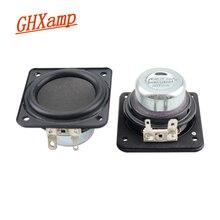 1.75 inç High end hoparlör taşınabilir Bluetooth tam aralıklı hoparlör neodimyum kağıt koni 10W 50*48mm 2 adet