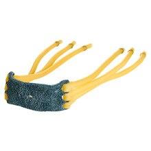 Açık elastik Bungee lastik bant balıkçılık çekim sapan mancınık değiştirme kullanımı balıkçılık zıpkın