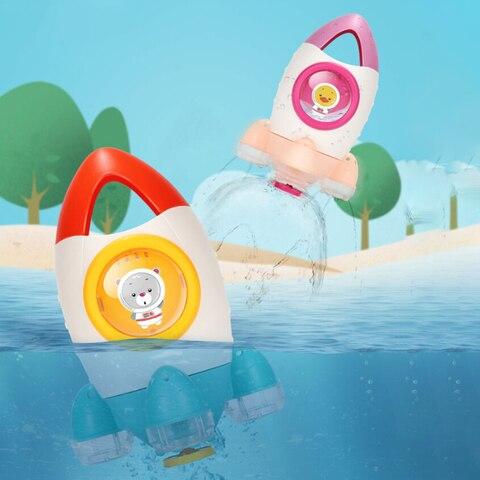 de agua bebe praia jogar brinquedo clockwork