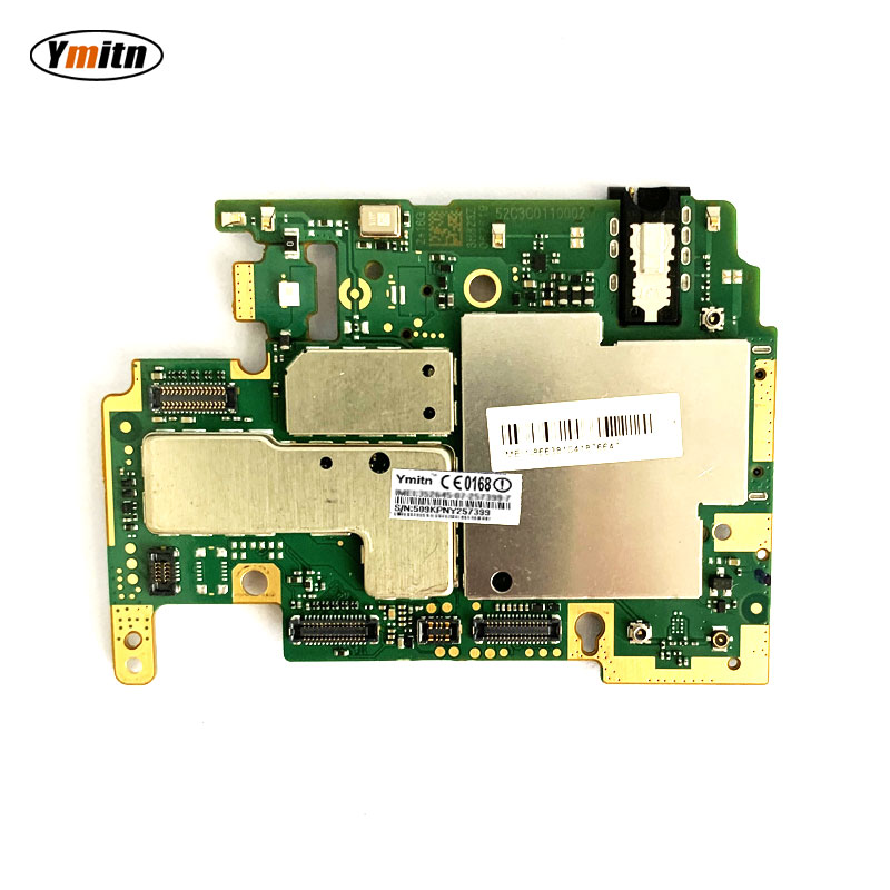 Ymitn Mobile Electronic Panel Mainboard Motherboard Unlocked With Chips Circuits For Xiaomi RedMi Hongmi 6A 16GB