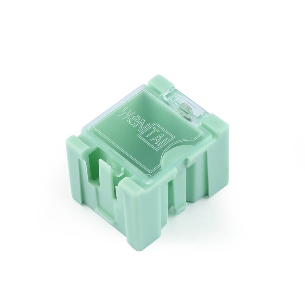 5pcs SMT SMD Kit Components Boxes Laboratory Storage Boxes