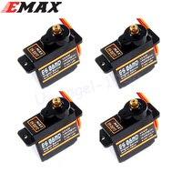 EMAX ES08MDII ES08MD II Metall GETRIEBE Digital Servo up sg90 ES08A ES08MA MG90S TREX 450 Freies verschiffen