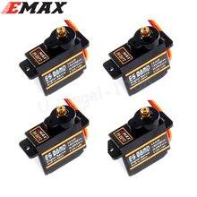 EMAX ES08MDII ES08MD II  Metal GEAR Digital Servo up sg90 ES08A ES08MA MG90S TREX 450 Free shipping
