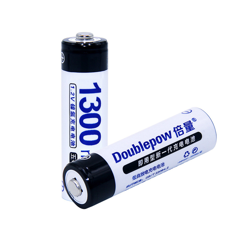 New <font><b>1.2V</b></font> <font><b>1300mAh</b></font> NI-MH <font><b>AA</b></font> <font><b>Rechargeable</b></font> <font><b>Battery</b></font> for Camera Toy Keyboard Wilress Micphone Gamepad <font><b>Rechargeable</b></font> <font><b>Batteries</b></font> Bateria image