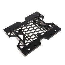 LX0B Desktop Chassis Optical Drive Bracket 5.25 to 3.5 inch 2.5 SSD Conversion Shelf