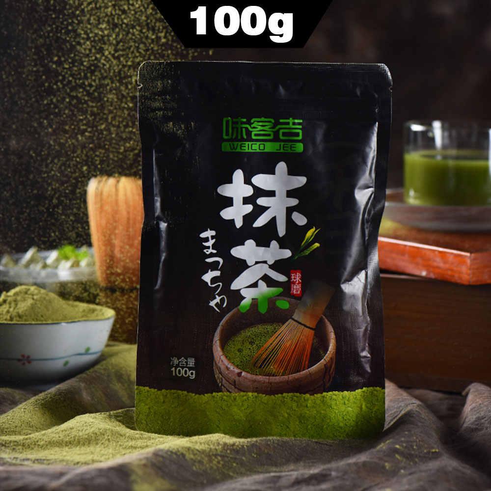 Cina Teh Hijau Matcha Teh Makanan Hijau Murni Matcha Powder 100G