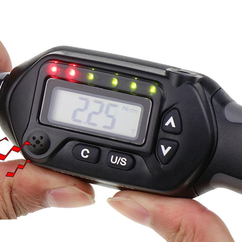 Tajwan produkujący mini elektroniczny cyfrowy klucz dynamometryczny - Narzędzia ręczne - Zdjęcie 6