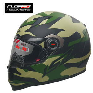 Image 4 - LS2 FF358 フルフェイスmoto rcycleヘルメット女性男性capacete ls2 とインナーパッドカスコmoto capaceteデmoto cicleta