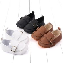 NEW 111Baby Girl Infant Cute Fashion Soild Pattern Shoes Peas Shoes