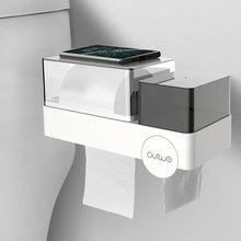 Держатель для туалетной бумаги водонепроницаемый держатель бумажных