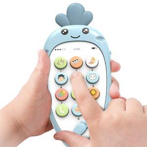 Электронная игрушка для мобильного телефона с изображением персонажа мультфильмов детский, для мобильного телефона мобильный телефон Обу...