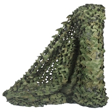 Hunting Camouflage Nets Woodland Camo Netting Blinds Great For Sunshade Camping Hunting Party Decoration,4Mx2M vilead 2m 5m blue camouflage netting camo netting for camping paintball game outdoor balcony tent party decoration car covers