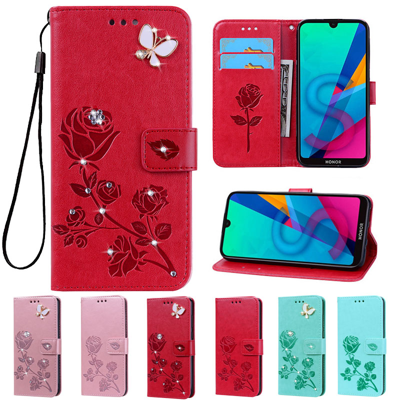 Colorful Phone Cases for <font><b>Asus</b></font> <font><b>Zenfone</b></font> Go ZB552KL <font><b>X007D</b></font> Case Protect Flip Leather Cover Wallet Book Funda Coque Kickstand image