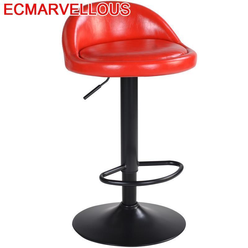 Barstool Banqueta Kruk Stoel Comptoir Sgabello Sandalyesi Taburete Ikayaa Tabouret De Moderne Silla Stool Modern Bar Chair
