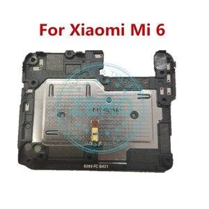 Image 1 - Для Xiaomi Mi 6 NFC антенна WIFI сигнальный чип световой датчик крышка лампы Корпус материнская плата комплект аксессуаров для Mi6