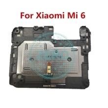 עבור שיאו mi mi 6 NFC אנטנת WIFI אות שבב אור חיישן מנורת כיסוי מקרה האם mainboard אבזר חבילות עבור mi 6