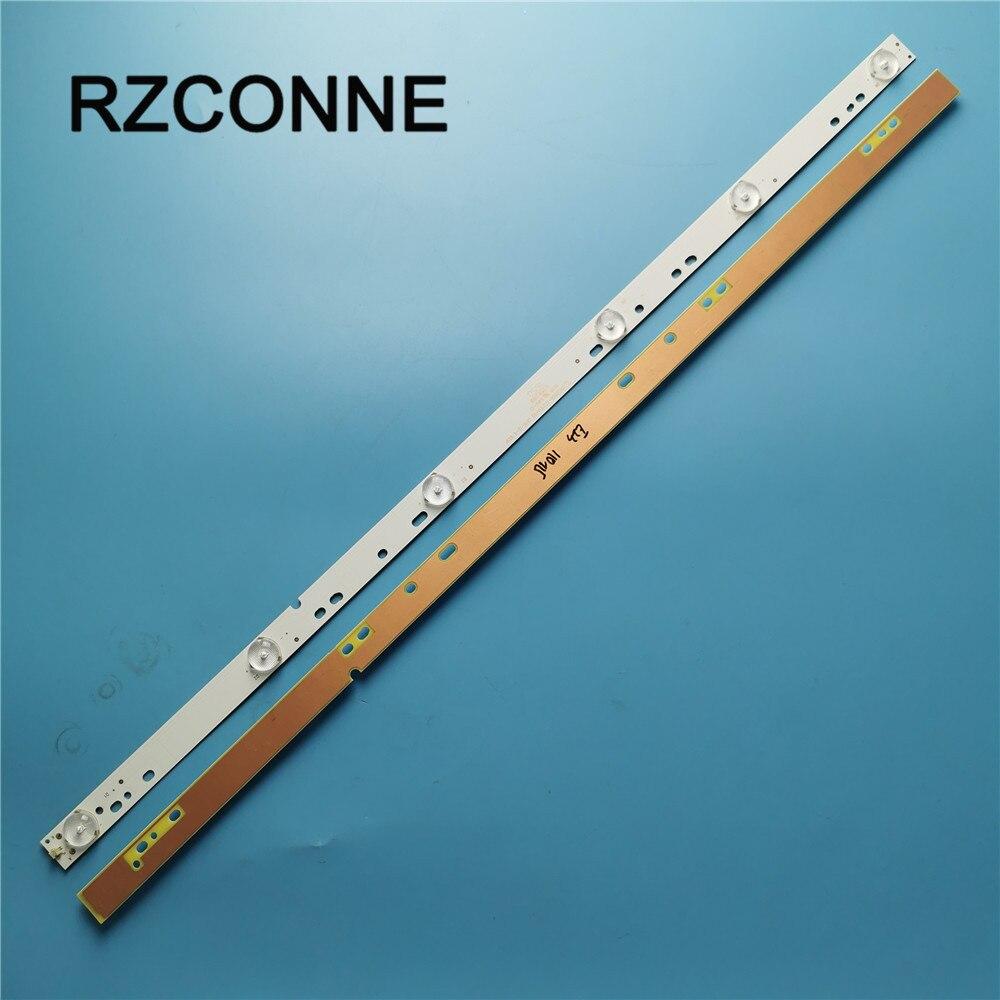 595mm LED Backlight Lamp Strips 6 Lamp  For ZK32D06-ZC21FG-02