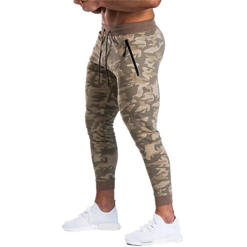 New Body boulding Mens Pants Gyms Sweatpants