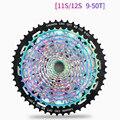 9-50 t bicicleta de montanha mtb bicicleta ultra leve oco cnc volante corpo integrado roda livre 11 /12 velocidade xdfreewheel hub