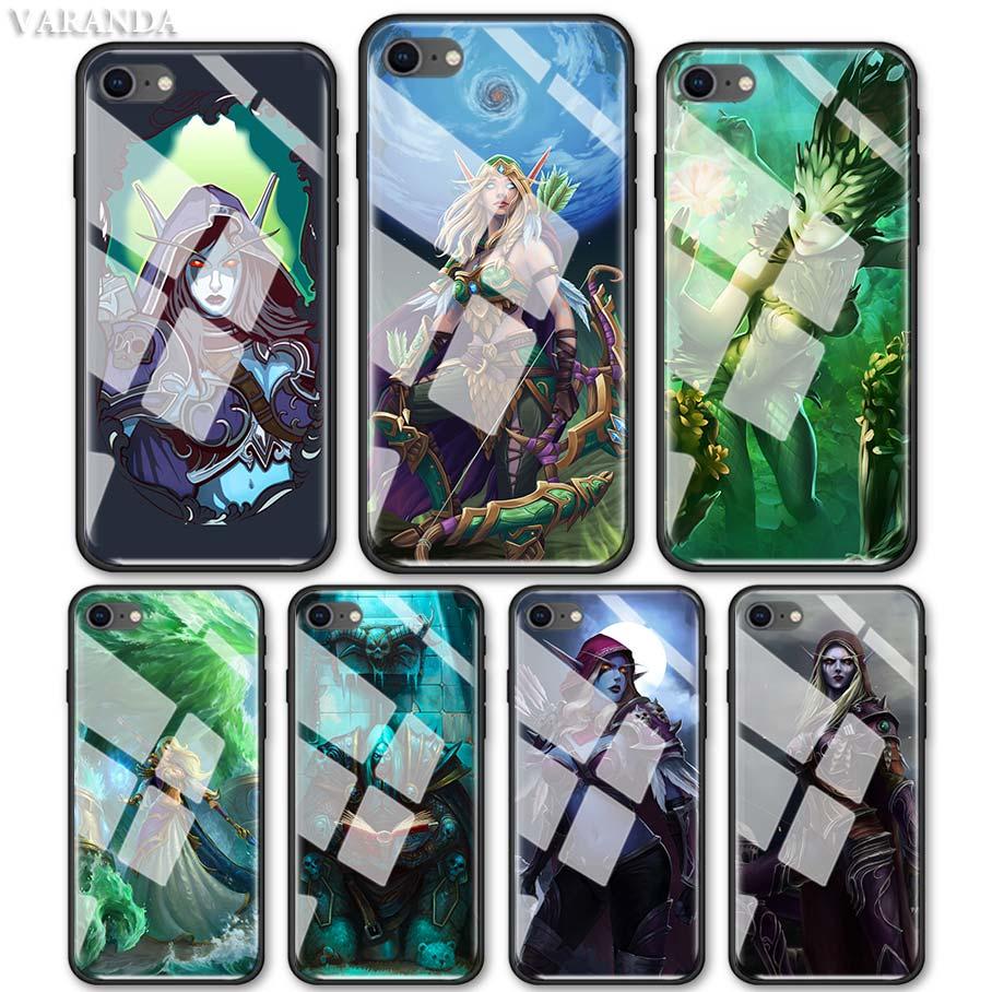 coque iphone 8 sylvanas coursevent