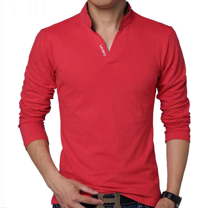 Dapat Dibaca Pria Polo Shirt Solid Berkualitas Tinggi Pria Kapas Lengan Pendek Shirt Merek Musim Panas Camisas Polo Kemeja 4XL 5XL