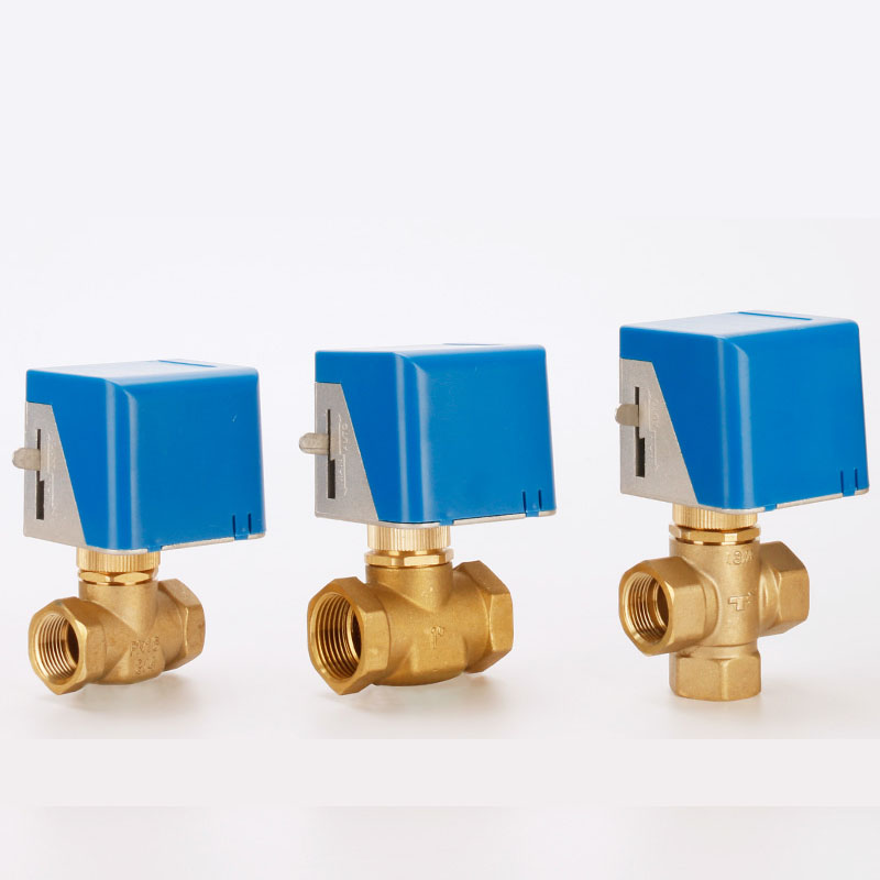 2 way 3 way Vertical type motor operation brass electric <font><b>ball</b></font> <font><b>valve</b></font> 16bar series <font><b>1/2</b></font>