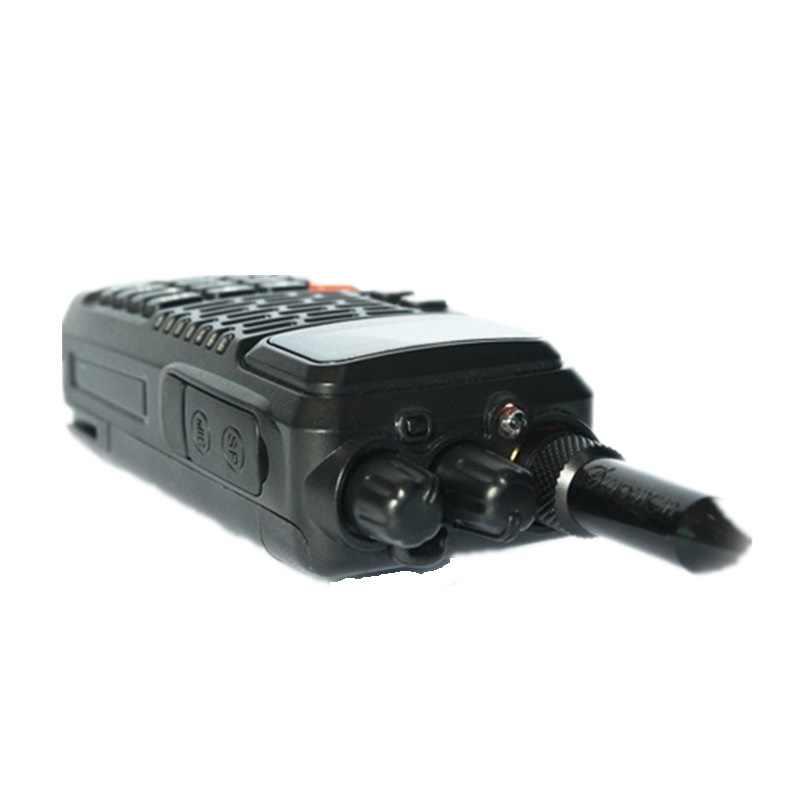 2 piezas de Wouxun KG-889 impermeable Walkie Talkie VHF: 136-174/216-280 MHz: 400-520MHz de banda Dual Ham CB Radio de dos vías