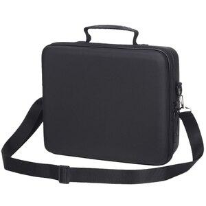 Image 3 - Drone su geçirmez darbeye dayanıklı koruyucu saklama çantası taşınabilir kılıfı aksesuarları tutucu tek omuz EVA el Zino H117S