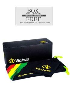 Image 5 - VIAHDA ブランドデザイン新偏光サングラス男性スポーツアウトドアサングラス男性駆動眼鏡 Gafas