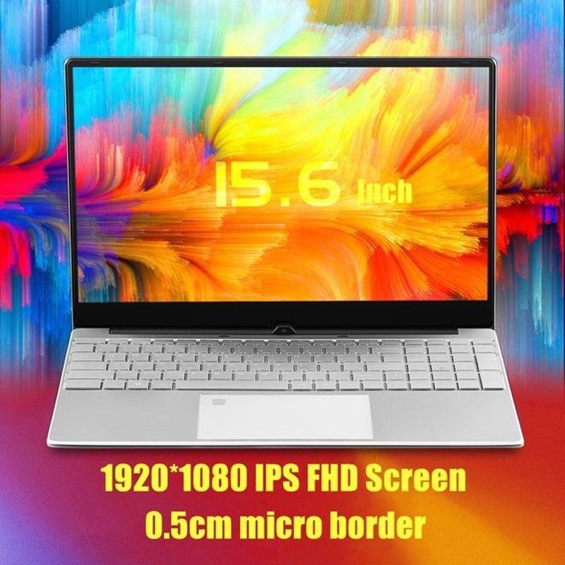15.6Inch For Intel i5-5257U 3.10GHz Gaming laptop 256GB SSD IPS Screen Keyboard Backlight Fingerprint Unlock game Notebook-5