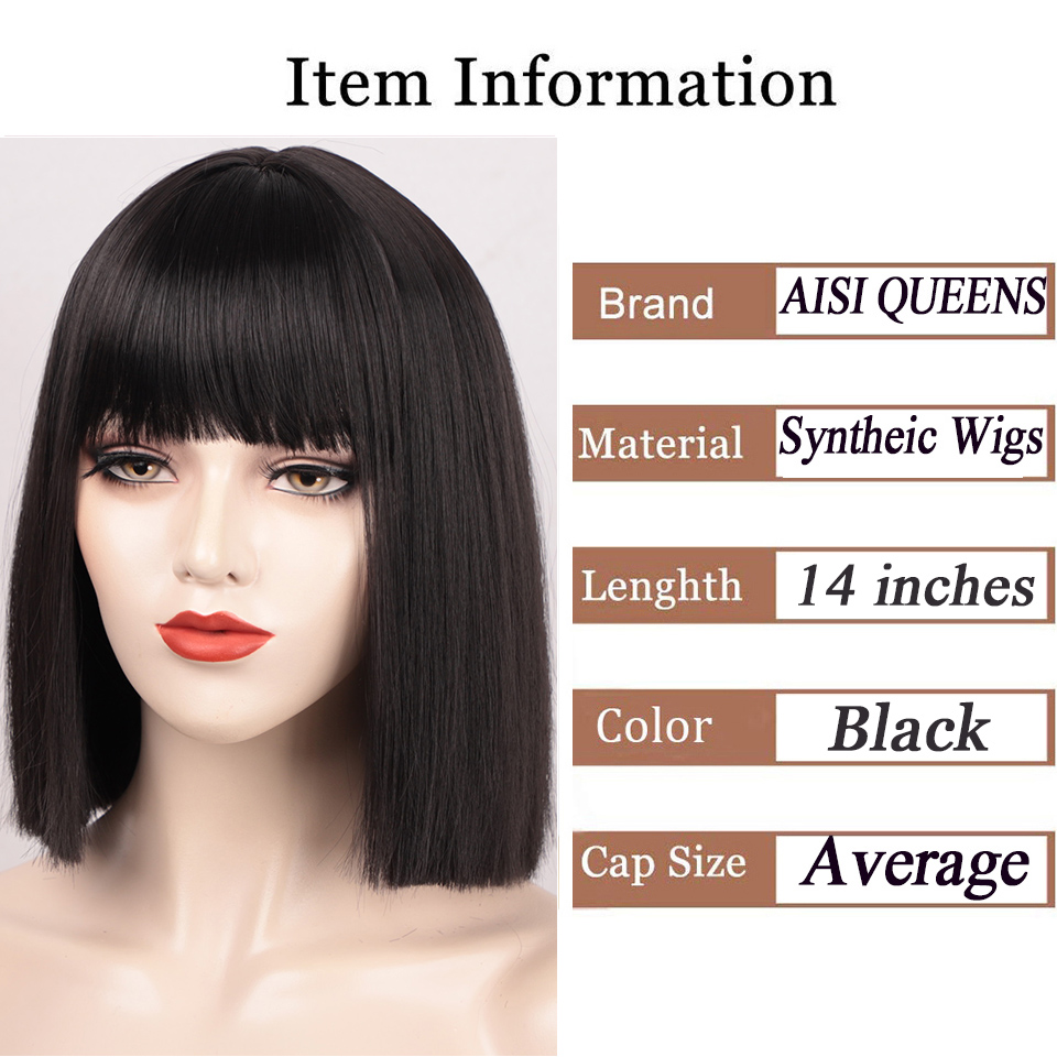 Synthetic Wigs for Women Pink Purple Red Daily Hair High Tempearture Fiber