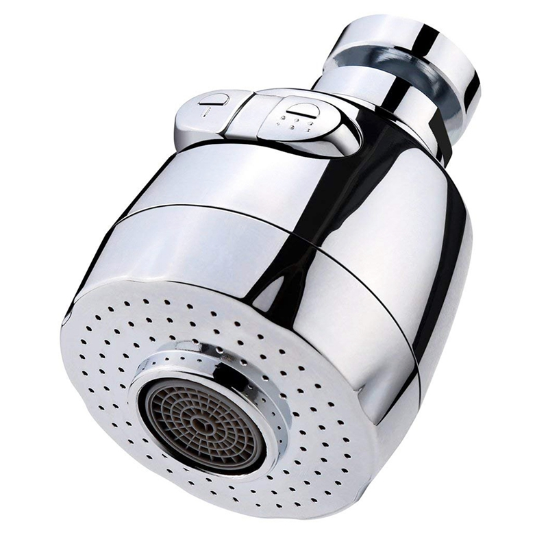 360 Degree Rotatable Aerator Water Saving Tap Aerator For Kitchen Faucet Aerator Faucet Nozzle Filter Adapter Bubbler For Home