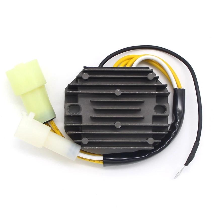 Voltage Regulator Rectifier connector Fits for Suzuki DF40 DF50 QHS//L; TS//L 32800-87J00