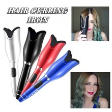 Professional Hair Air Spin Curl 1 Inch Ceramic Rotating Electric Air Spin
