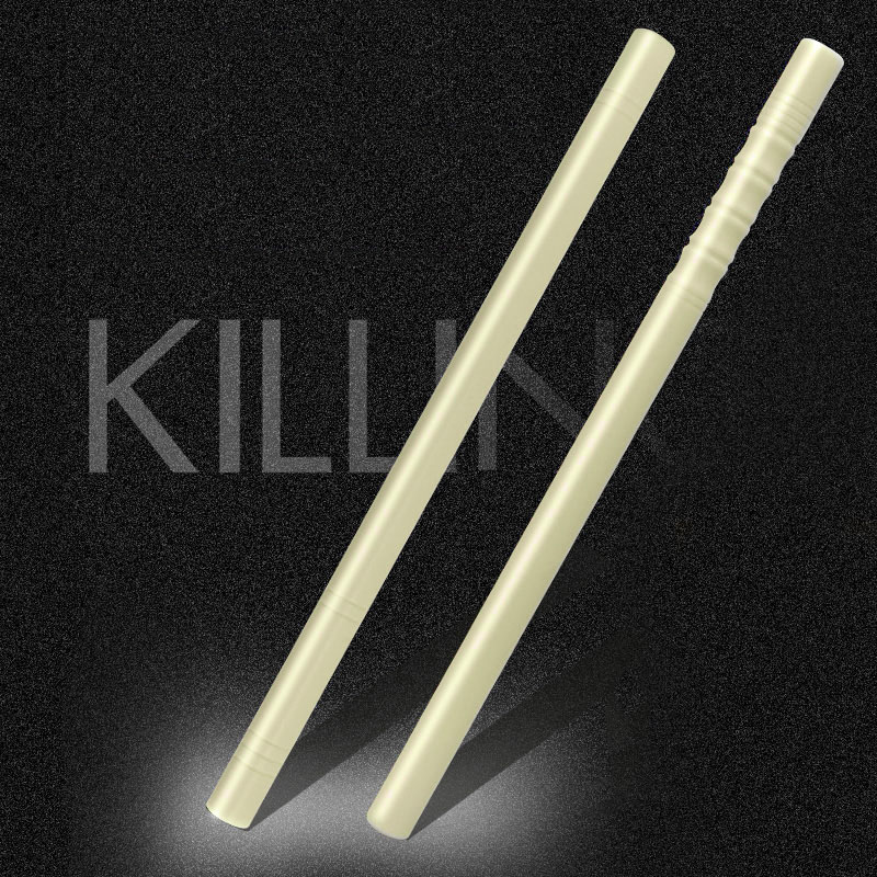 Car Self-defense Filipino Wand Nylon Kung Fu Short Stick Martial Arts Training Stick Home or Outdoor Self-defense Weapons image