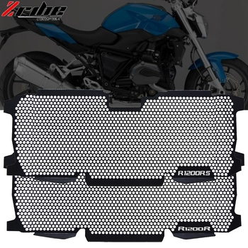 Motorcycle Radiator Grille Grill Guard Protector Cover Protection For BMW R 1200 RS 2015-2018 R 1250 R Exclusive R 1250 RS 2019+