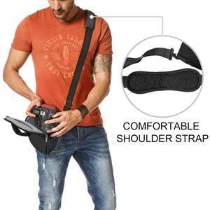 Image 5 - Waterdichte Dslr Camera Bag Case Voor Nikon Z7 Z6 D7500 D3500 D3400 D5600 D5500 D7200 D7100 D7000 D5300 D5200 d3300 D3200