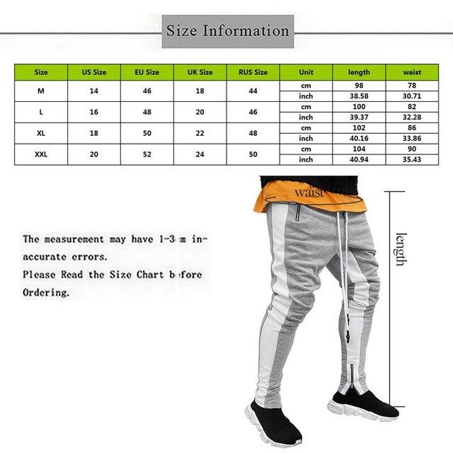 JODIMITTY-pantalones de chándal para hombre, ropa deportiva informal con cremallera, estilo Hip Hop, 2021 2