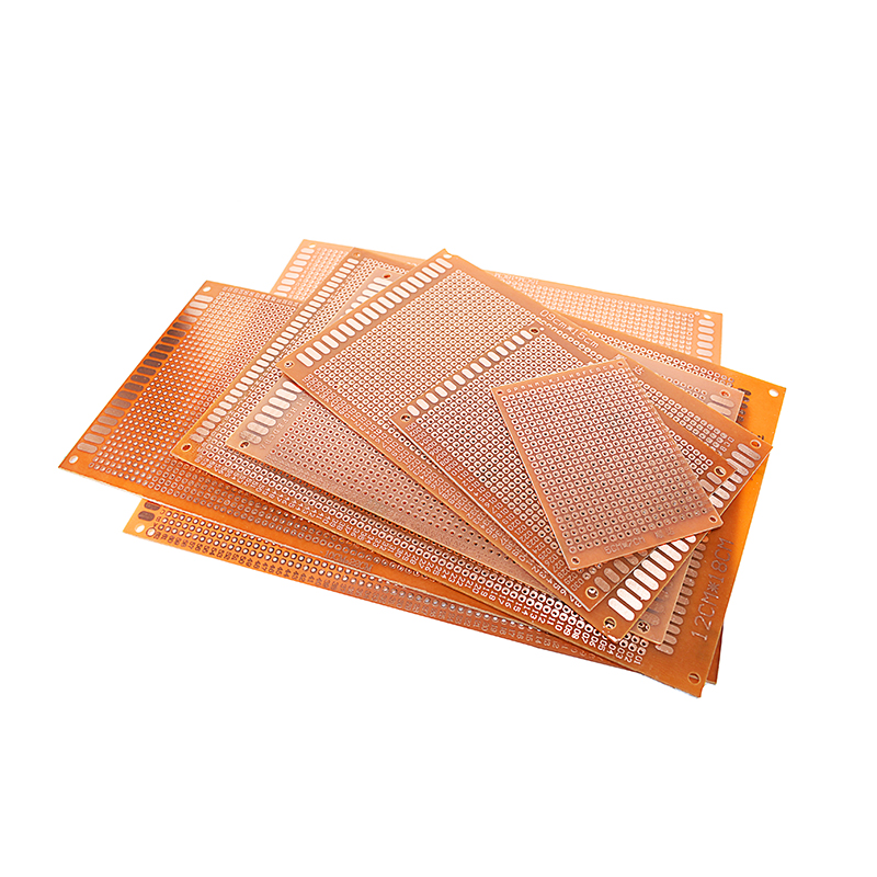 Multi-purpose Board 10pcs/lot  2.54MM 5*7 Experiment Board PCB Board Hole Board  Please Contact Us For Other Specifications.
