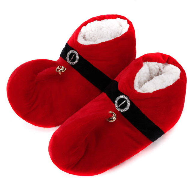 Santa Claus Slippers 1
