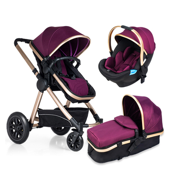 European 3 In 1 Uppababy Stroller, Baby Products Of All Types Jogger Baby Pram/