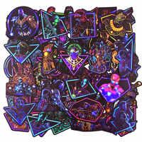 Todos los Vengadores Spider man pegatinas Marvel Super Hero pegatinas para Laptop nevera pegatinas bicicleta teléfono guitarra dibujos animados pegatina